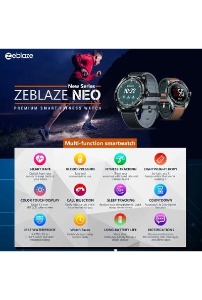 ZeBlaze Geo GT Dokunmatik Akıllı Saat