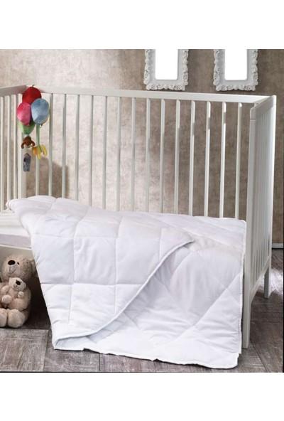 Unicolor Bebek Yorganı + Yastık