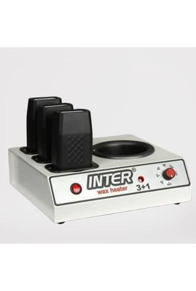 Inter 3+1 Ağda Makinesi