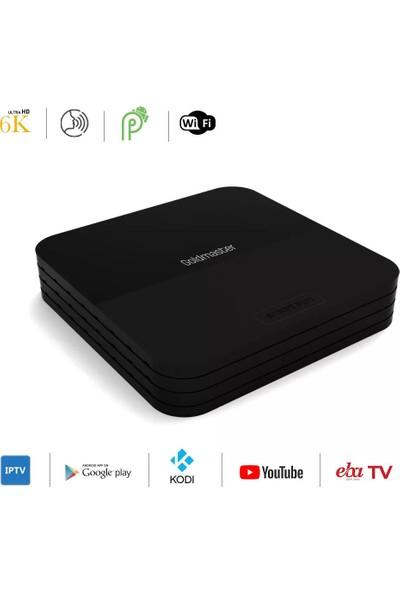 Goldmaster Netta 2 Pro 6k Android 9.0 Dream Tv Box