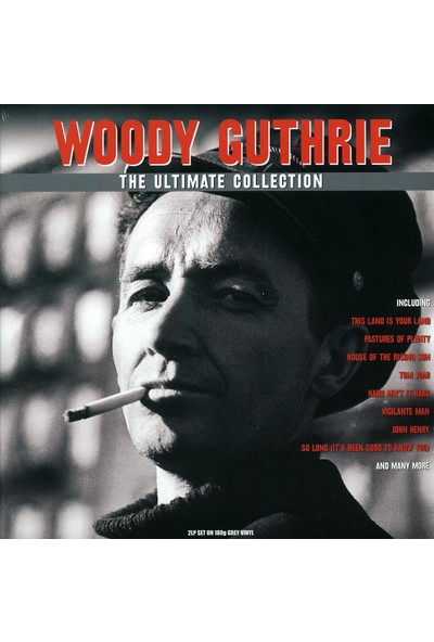 Woody Guthrie / The Ultimate Collection (2 Lp Gri Gatefold)