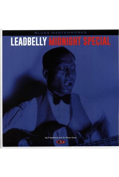 Leadbelly - Midnight Special [3 Mavi Lp ] (Plak)