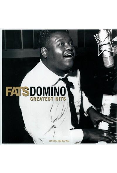 Fats Domino / Greatest Hits (2 Gold Lp) (Plak)