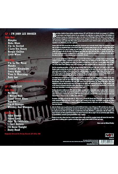 John Lee Hooker / Whiskeandwimmen (2lp) (Plak)
