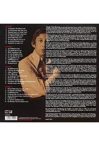 Serge Gainsbourg / Avec Amour (2lp) (Plak)