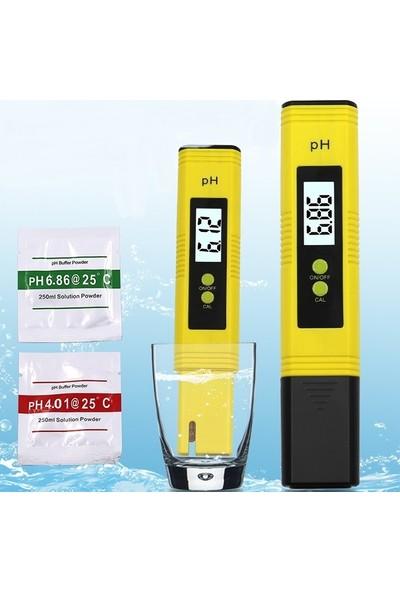 Joytech Dijital Ph Metre Su Sıvı Akvaryum Ph Ölçer Kalibrasyon