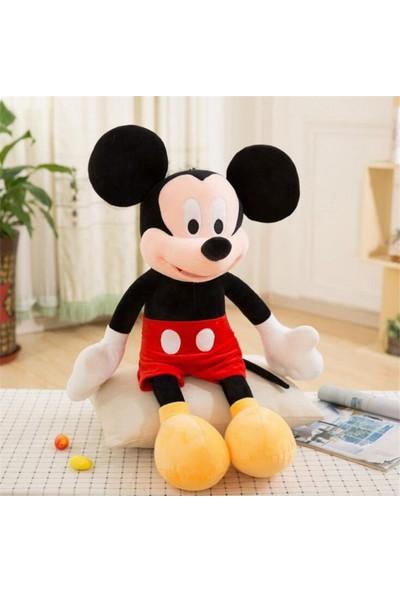 Elifeshop ESKA1008 Disney Kahramanlar Mickey Mouse Figür Peluş Oyuncak Büyük Boy