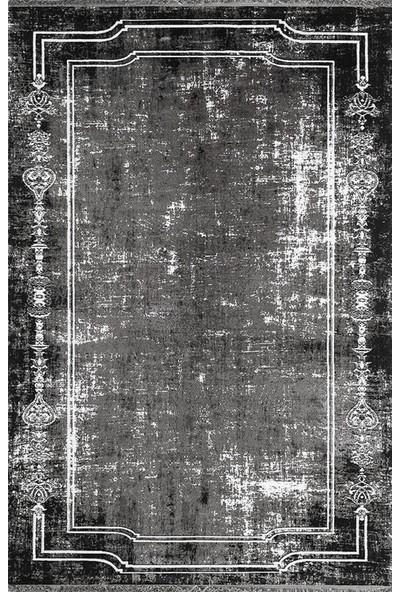Pierre Cardin Halı Monet Koleksiyonu MT37B Siyah 160 x 230 Bambu Halı
