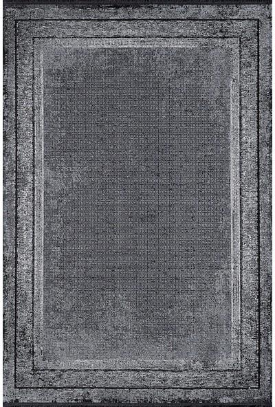 Royal Halı Nero Koleksiyonu No04A Gri 160 x 230 cm Bambu Halı