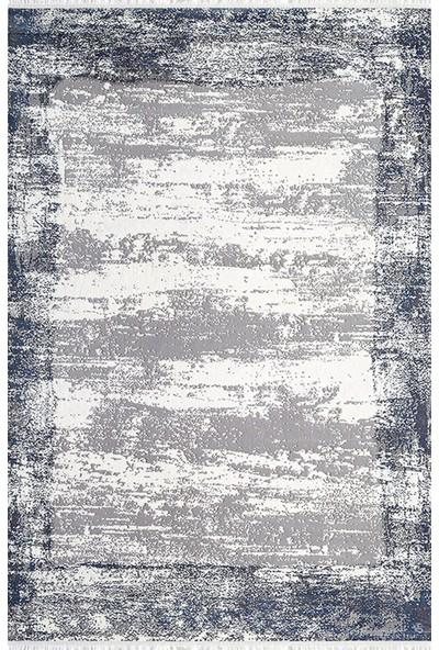 Royal Halı Palette Koleksiyonu PA09A Gri 100 x 200 cm Bambu Halı