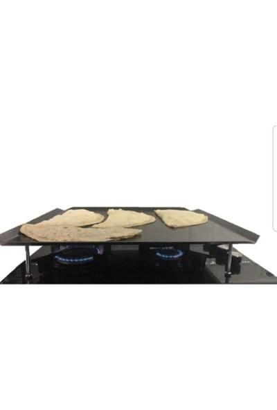 Gülsan Ocak Üstü Ekmek Yufka Gözleme Sacı 50 x 50 cm