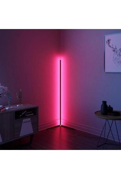 Moda Berna Minimalist Lambader- Full Rgb 256 Renk - Köşe Lambası