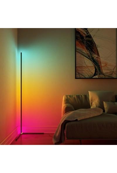 Moda Berna Animasyonlu Kumandalı LED Köşe Lambası - Köşe LED Aydınlatma - LED03