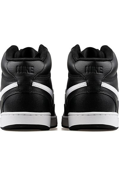 Nike CD5466 - 001 Court Vision Mid Erkek Basketbol Ayakkabı