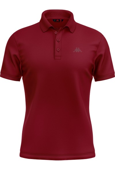 Rdk Polo T-Shirt Wıllıam Bordo