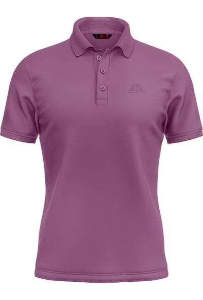 Rdk Polo T-Shirt Wıllıam Lila