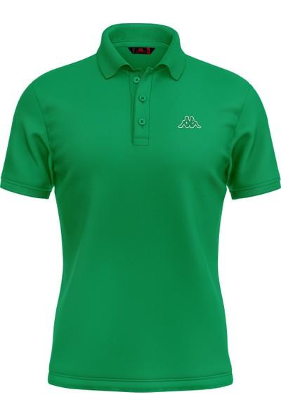 Rdk Polo T-Shirt Wıllıam Yeşil