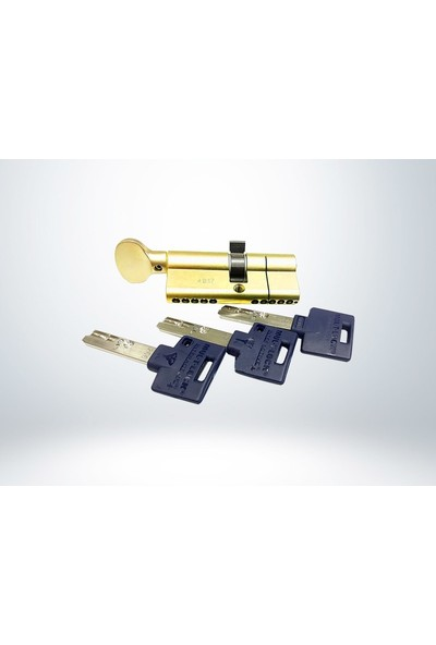Mul-T-Lock 71 mm Interactive+ Barel Mandallı - Kgb - Saten