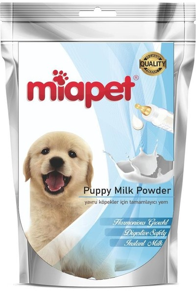 Miapet Puppy Milk Powder Yavru Köpek Süt Tozu 200 gr