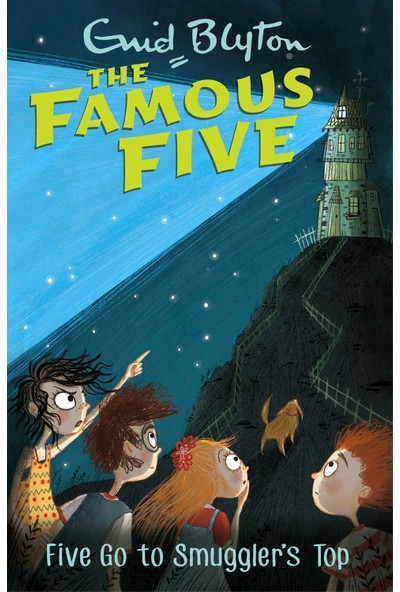 Famous Five: Five Go To Smuggler's Top - Enid Blyton