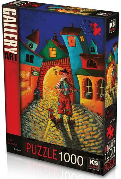 KS Games Puzzle I Am Grimaldi 1000 Parça Puzzle 20590