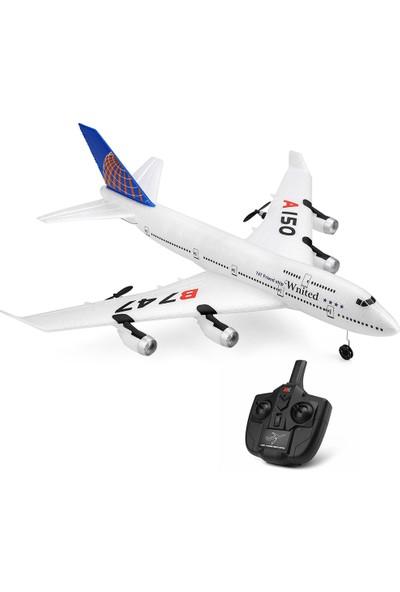 Wltoys Xk A150 Airbus B747 Model Uçak Rc Sabit Kanatlı (Yurt Dışından)