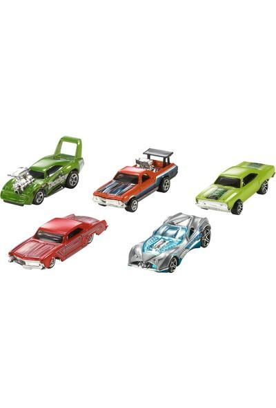 Hot Wheels Onlu Araba Seti - Geniş Ürün Yelpazesi, Oyuncak Araba Koleksiyonu, 1:64 Ölçek 54886