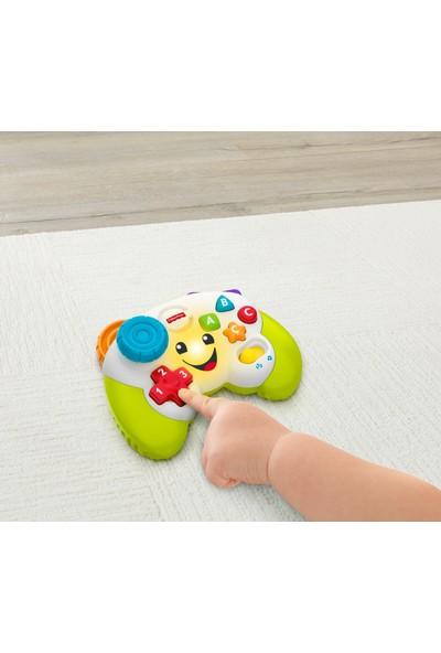 Fisher-Price Eğlen & Öğren Eğitici Oyun Kumandası (Türkçe) Joystick FWG23