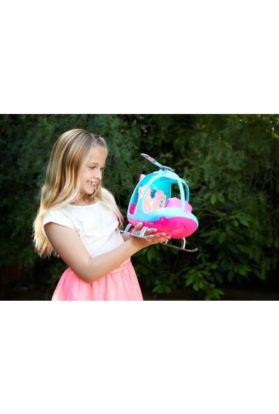 Barbie'nin Pembe Helikopteri, Dönen Pervaneli, 3-7 Yaş Arası İçin FWY29
