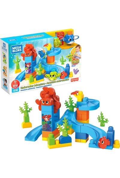 Fisher-Price Mega Bloks Su Parkı GNW64