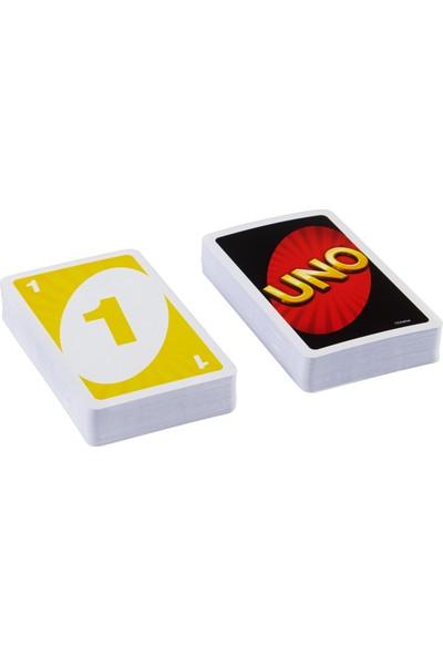 Uno Kartlar - Renk ve Sayı Eşleştirmeli Klasik Kart Oyunu W2087