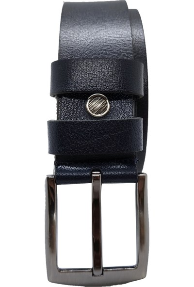 Simder Manda Derisi Erkek Spor Kot ve Keten Pantolon Kemeri 3.70 cm