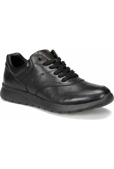 Dockers Erkek Deri Günlük Ayakkabı 227005 Siyah 10W040227005