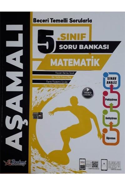 Berkay Yayınları 5. Sınıf Aşamalı Matematik Soru Bankası