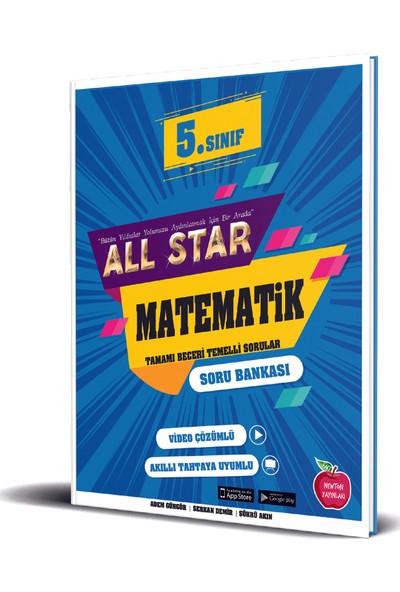 Newton Yayınları 5. Sınıf All Star Matematik Soru Bankası