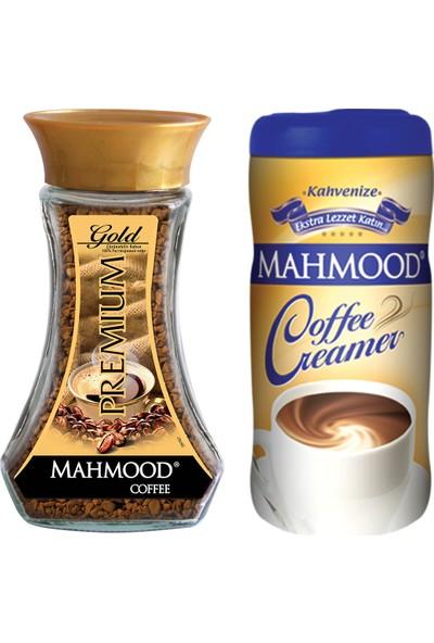 Mahmood Coffee Gold 100 gr ve Kahve Kreması 170 gr