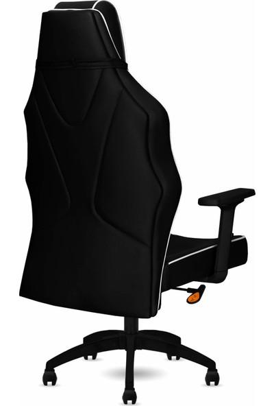 Calitte Profesyonel Oyuncu Koltuğu | Harley RR Serisi |Beyaz