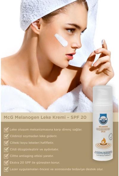 McG Melanogen Koyu Leke Karşıtı (Anti Hiperpigmentasyon) Krem