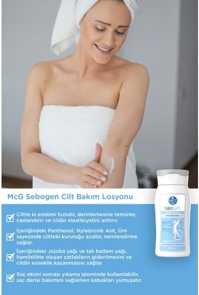 Mcg Yeni Sebogen Nemlendirici Losyon - 200 ml