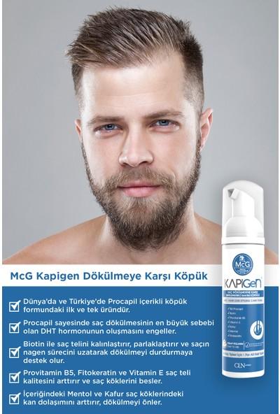 Mcg Kapigen Saç Dökülmesine Karşı %5 Procapil İçerikli Köpük