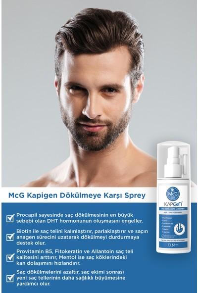 Mcg Yeni Kapigen %5 Procapil İçerikli Dökülme Karşıtı Saç Spreyi