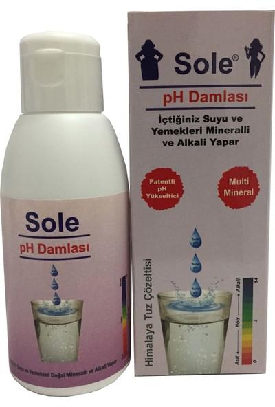 Sole Ph Damlası 100 Ml