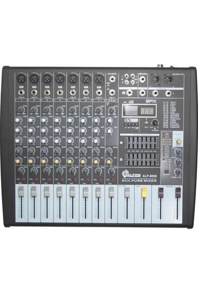 Alfon ALP-8008 6 Kanal Dec Mikser