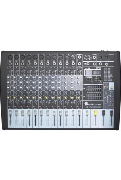 Alfon ALP-1208 12 Kanal Dec Mikser
