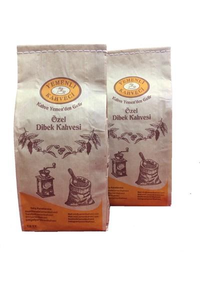 Yemenli Kahveci Meşhur Yemenli Dibek Kahvesi 500 gr x 2'li