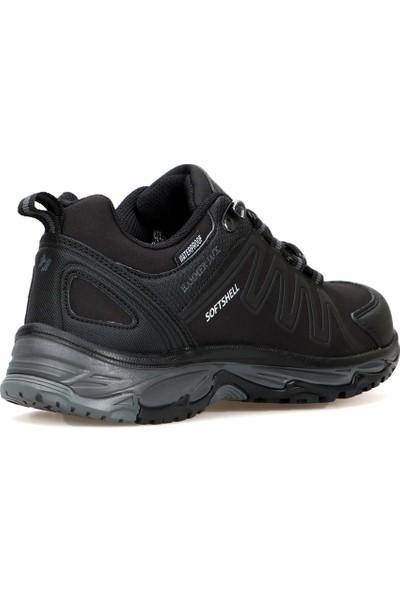 Hammer Jack Siyah Kadın Ayakkabı 101 20106-G