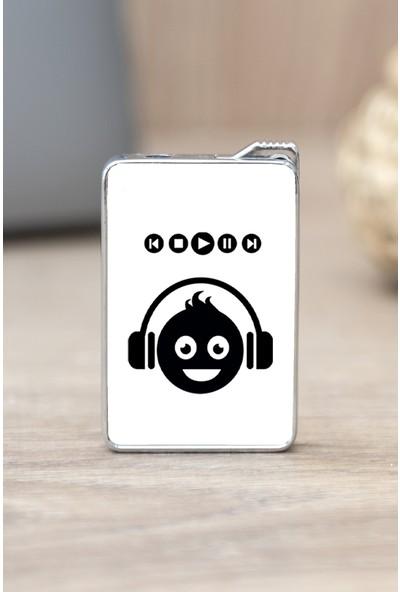 Hediye Dükkanı Emoji Tasarım Çakmak