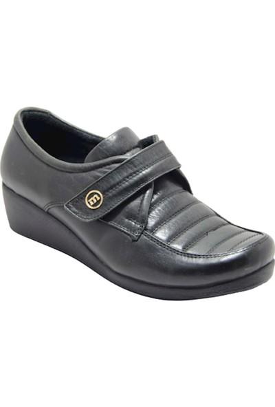 Mammamia D14KA-715 Deri Kadın Ayakkabı