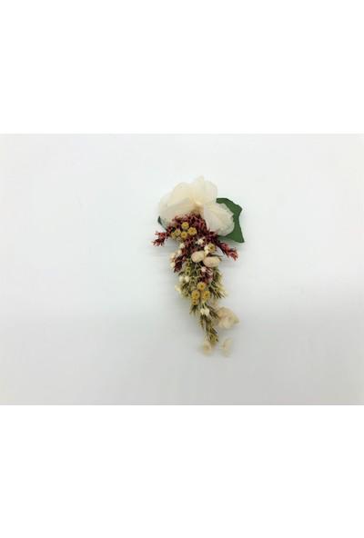 Afloday Doğadan Kır Çiçekleri Çiçek Küpe