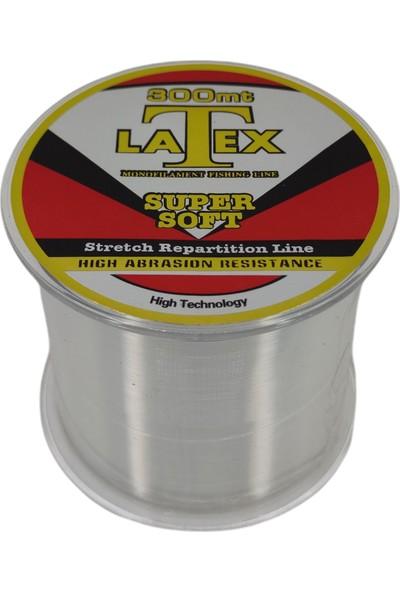 Latex Super Soft Misina 300 mt Monifilament High Technology